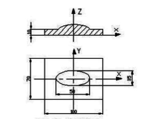数控铣床编程实例(三)